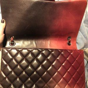 d1518e9f430f79 CHANEL Bags | Authentic Rare Lambskm Ombr Maxi Flap | Poshmark